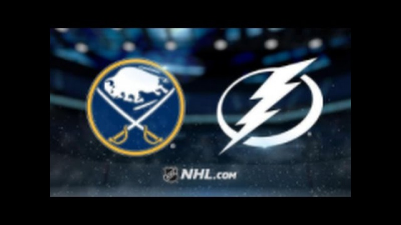 Buffalo Sabres vs Tampa Bay Lightning