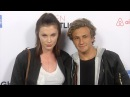 "Ireland Baldwin & Noah Schweizer 3rd Annual ""Airbnb Open Spotlight"" Red Carpet"