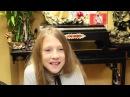 Дети-билингвы. Интервью с молодыми американцами. Лиза. 10 лет