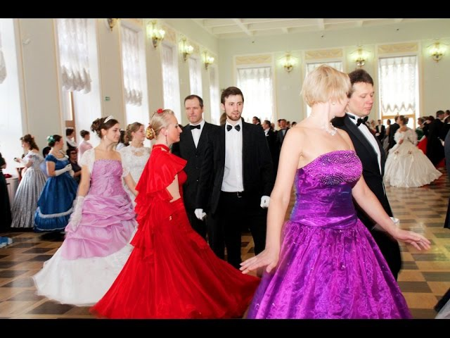 Ритмический вальс на Пасхальном балу студии РПУ в Доме Пашкова www.rpu-dance.ru