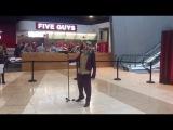 Zeb Kundalini dragon staff performance with Pyrohex