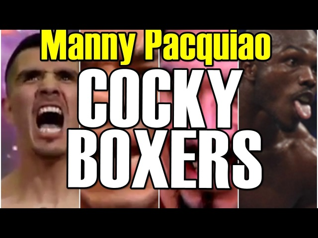 Manny Pacquiao vs Cocky Boxers:His Most Satisfying Wins