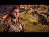 8 минут геймплея Horizon Zero Dawn [E3 2016 Sony]