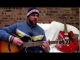 Inspiral Carpets This is how it feels-Acoustic beginners song.