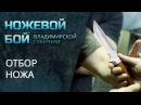 Александр Шевцов. Ножевой бой. Отбор ножа через отбор силы