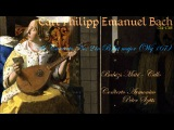 Carl Philipp Emanuel Bach - Cello Concerto No. 2