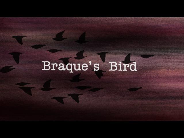 Luminous Orange - Braque' s Bird