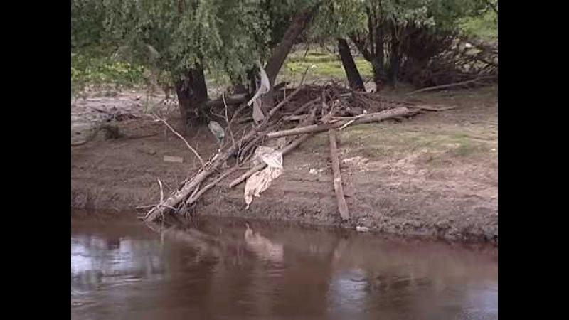 Тукуз восстанавливается после паводка