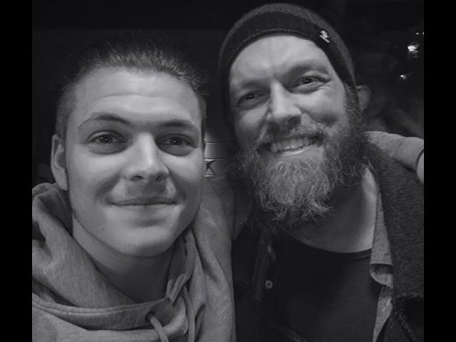 The Vikings Behind the Scenes Ivar's Funny and crazy moments