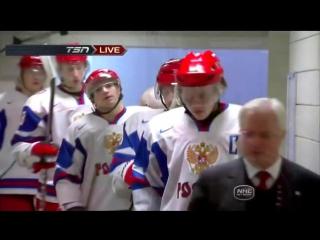 Финал молодёжного чемпионата мира по хоккею с шайбой. Россия - Канада, год 2011