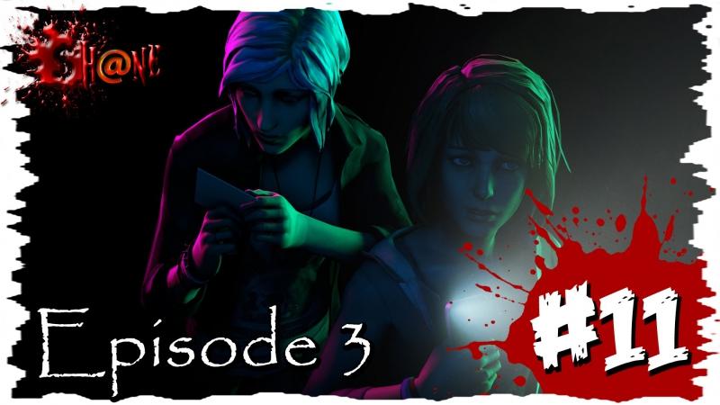 Девичье прохождение Life Is Strange Episode 3 11 ► Милые взломщицы ◄