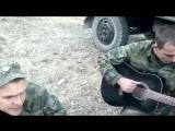 Армейские Песни под гитару На могилу снег тихонько падал_360
