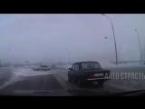 АвтоСтрасть - Подборка аварий и дтп 555 Январь 2017 18