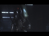 Alien Xenomorph - Animation Test