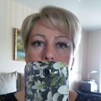 Анкета Елена Антошкина