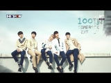 100% - Comeback Next Week @ The Show 170222