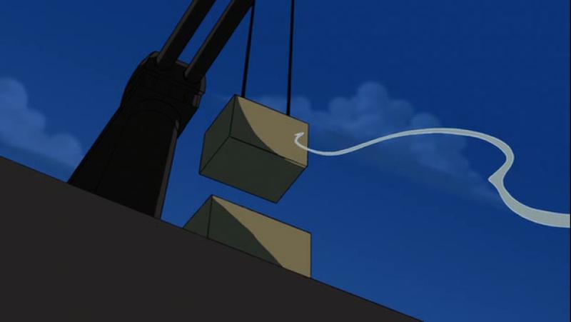 Грандиозный Человек Паук 2008 2 сезон 8 серия