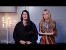 Проект журнала «The Hollywood Reporter» Эль вместе с Эрин играют в «Как хорошо ты меня знаешь»