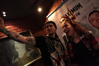 Радио Maximum 25 лет Мумий Тролль Music Bar