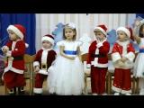 Мої малюки! Новорічне свято)1 ч.