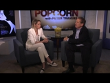 Popcorn on ABC - Kristen Stewart Talks Cafe Society and Equals