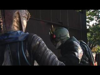 [FRT Sora] Kamen Rider Agito - 38 [480p] [SUB]