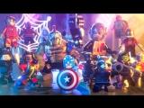 LEGO Marvel Super Heroes 2 Announcement Trailer | Трейлер ЛЕГО Марвел 2