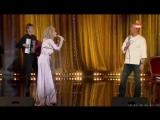 Наталия Москвина на концерте М. Задорнова --Апельсины цвета беж(оранжевый кот)