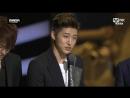 아이콘 2015 MAMA (Mnet Asian Music Awards) (남자 신인상)