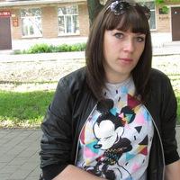 Анкета Женя Данилова