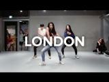 1Million dance studio London - Jeremih (ft. Stefflon Don, Krept  Konan)  Mina Myoung Choreography