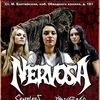 03.09 - Nervosa (BRA) - Opera (С-Пб)