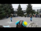 Флешмоб 8-а // ЗОШ №7