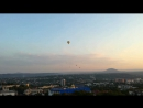 парад воздушных шаров