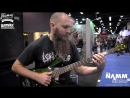 Jeff Hughell from Six Feet Under - Warwick Bass Demo at NAMM Show 2017