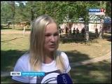 «Космическая смена» в ДОЛ имени Гагарина (ГТРК Вятка)