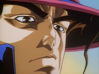 Невероятные приключения ДжоДжо серия 2 русская озвучка AXLt / JoJos Bizarre Adventure 1993 OVA