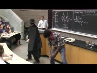 Как правильно срывать лекции