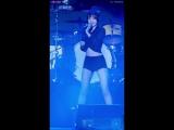 170219 스텔라(Stellar) 민희(Minhee), JTN Live 콘서트 - 찔려(Sting) in 일산, 킨텍스 (직캠⁄Fancam) By Ch. MiniMera