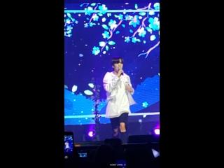 [FC|VK][27.11.2016] MONSTA X - Ex-Girl @ The First Asia Fanmeeting in Manila (Minhyuk Focus)