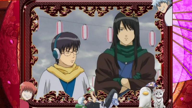 Смешные моменты из аниме Гинтама