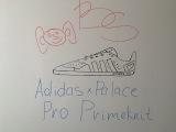 Обзор Adidas x Palace Pro Primeknit из магазина Be Self  Brand Sneakers