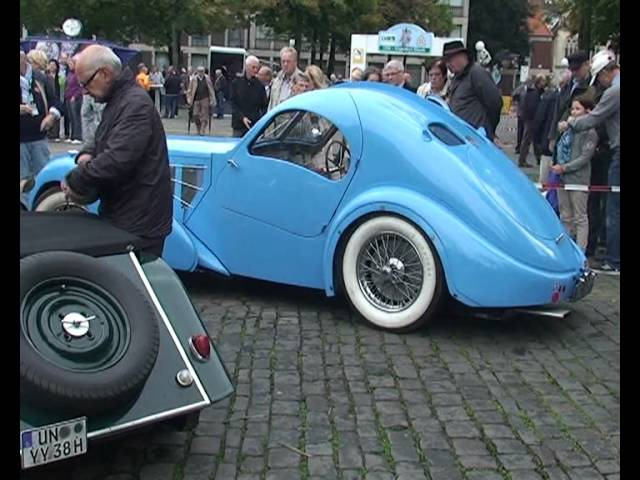 Bugatti T57 1935 Aerolithe
