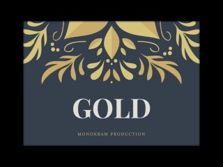 MonoKram prod. - GOLD (cloud/trap beat) NO SAMPLE 2017