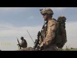Патруль морской пехоты в провинции Гильменд, Афганистан 2012