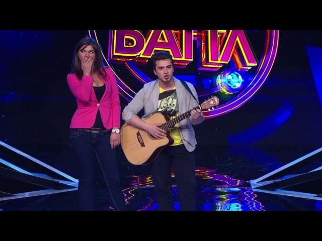 Comedy Баттл. Суперсезон - Дуэт Спелись (1 тур) 20.06.2014