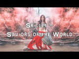 Skillet - Saviors of the World Acoustic Cover.Lyrics.Karaoke
