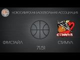 22.04.2017. НБА. Фристайл - Стимул.