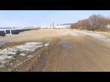 Прогулка по новой набережной Хабаровска
