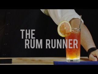 How To Make The Rum Runner - Best Drink Recipes